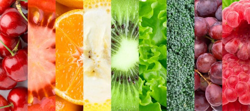 Amper bestrijdingsmiddelen op groente en fruit?