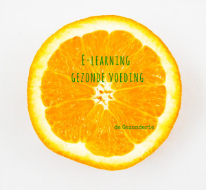 e-learning gezonde voeding