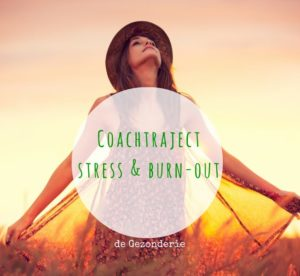 Coachtraject stress & burn-out