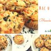 Mac n Cheese Bloemkoolmuffins