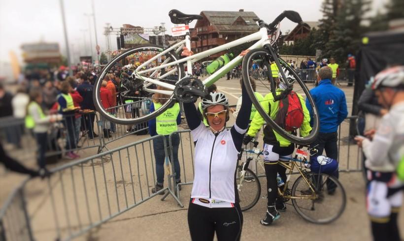 Alpe d'Huzes 2016: het is volbracht