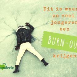 Dit is waarom zo veel jongeren een burn-out krijgen