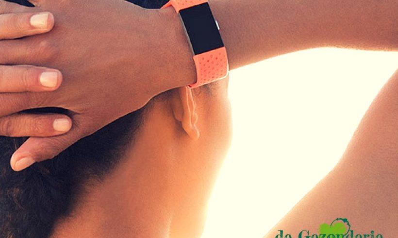 Meer bewegen met behulp van de Fitbit Charge 2