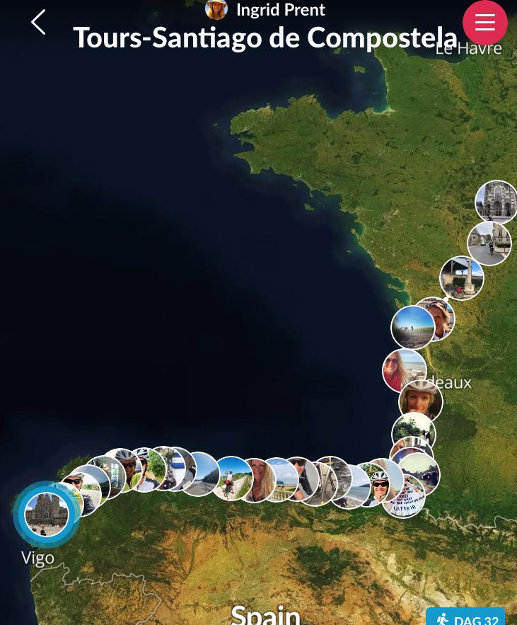 Tours - Santiago de Compostela