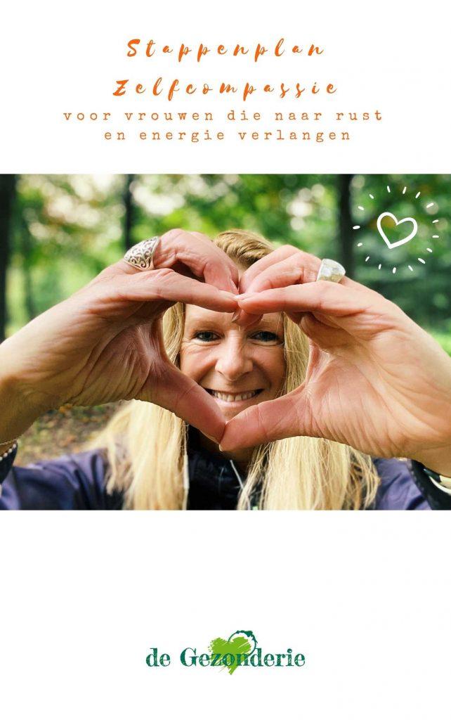 Stappenplan Zelfcompassie E-book