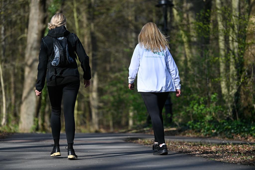 Mindful Walking Coaching De Gezonderie